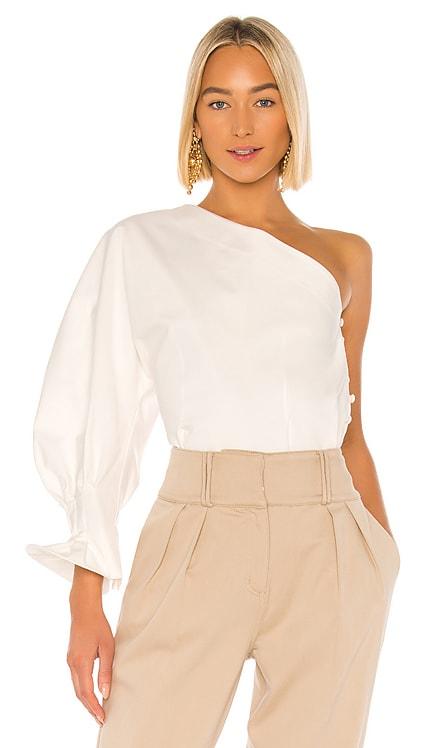 Gretta Blouse Piece of White $201