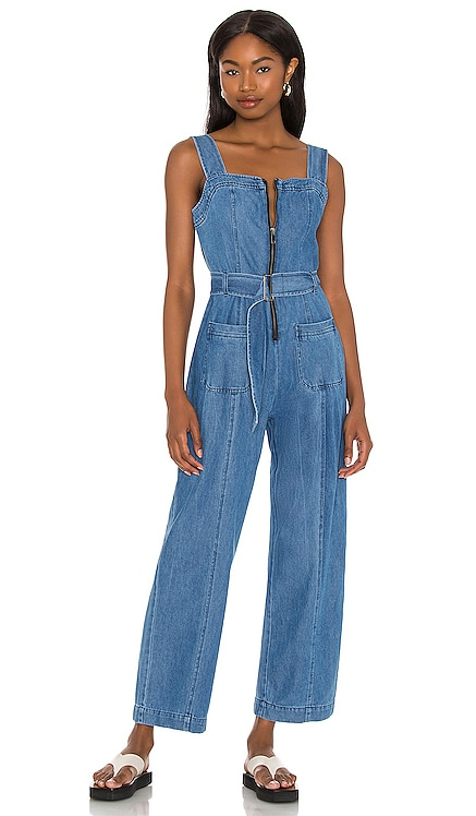 Ziggy Jumpsuit Rails $228