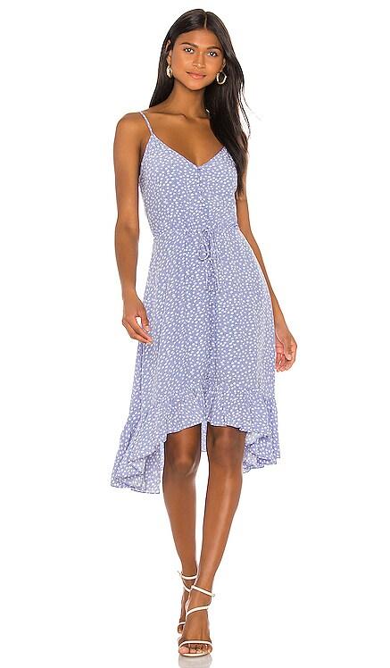 Frida Midi Dress Rails $72