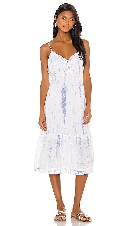 Delilah Midi Dress Rails $53