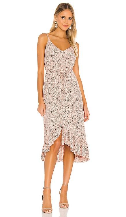 Frida Midi Dress Rails $218