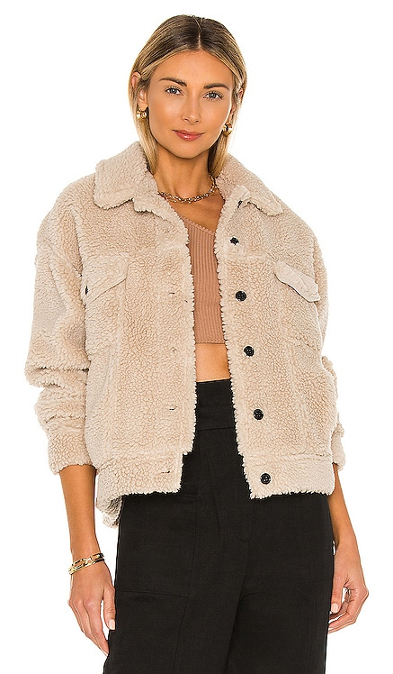 Trucker Sherpa Jacket Rails $268