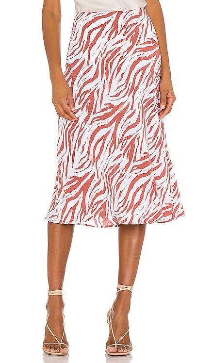 London Midi Skirt Rails $158