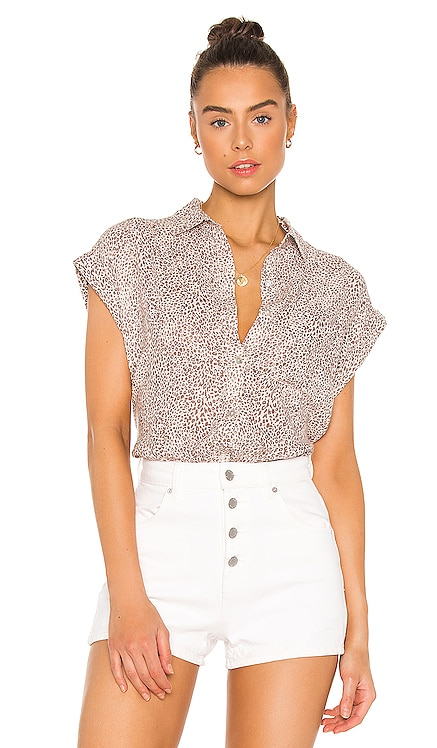 Whitney Button Down Top Rails $148 BEST SELLER
