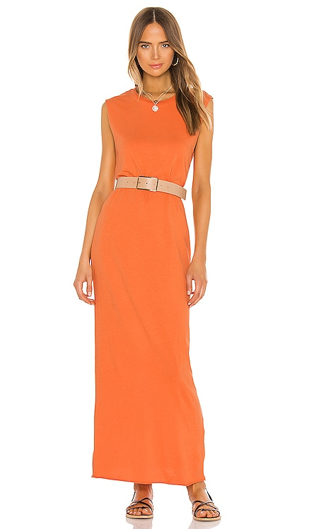 Muscle Maxi Dress Raquel Allegra $170