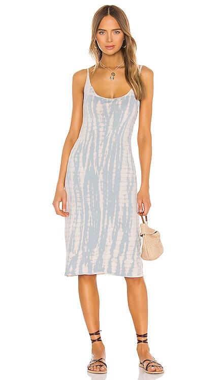 X REVOLVE Layering Tank Dress Raquel Allegra $220 NEW ARRIVAL
