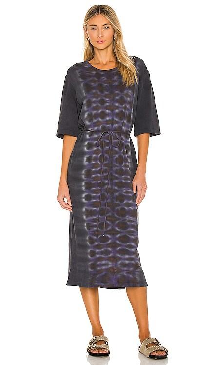 Belted Tee Dress Raquel Allegra $285