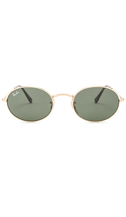 Oval Flat Ray-Ban $154 BEST SELLER