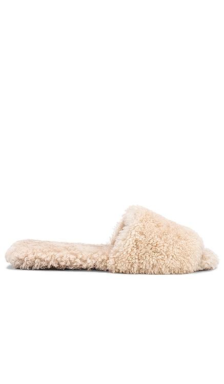 Shearling Sandal RAYE $148 BEST SELLER