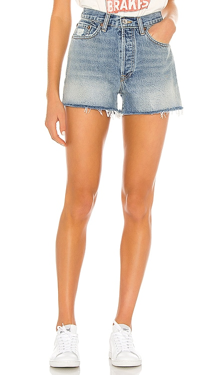 70s High Rise Short RE/DONE $195