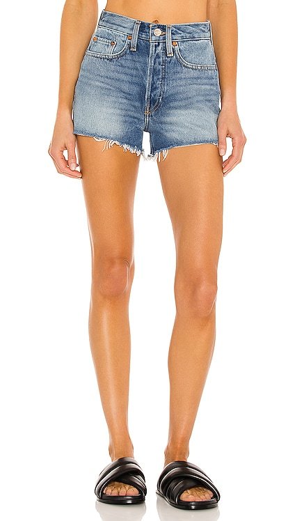 Originals 70s High Rise Short RE/DONE $195 NEW