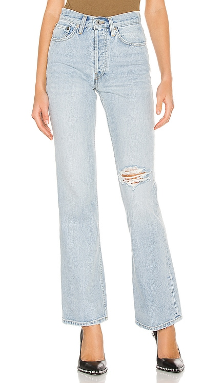 70s Bootcut RE/DONE $315 BEST SELLER