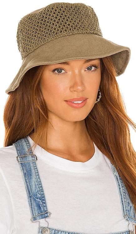 Nando Bucket Netting Hat Rag & Bone $175