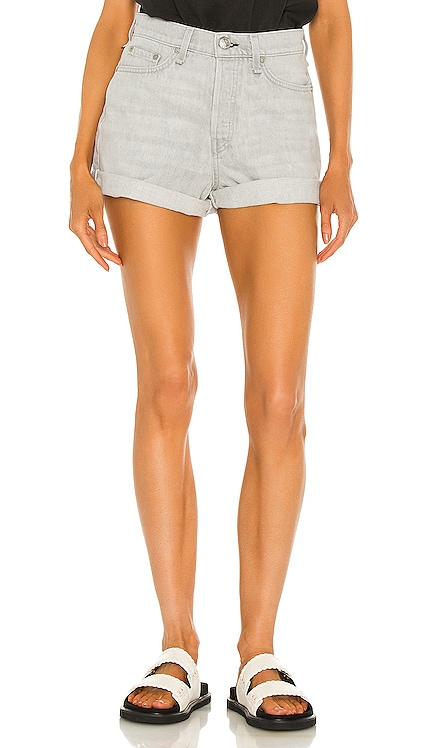 Maya High-Rise Shorty Short Rag & Bone $165 NEW