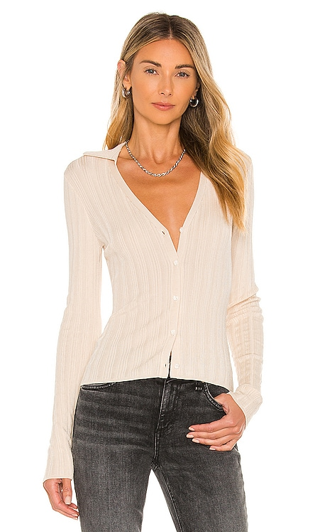 Pacey Button Down Sweater Rag & Bone $275 NEW