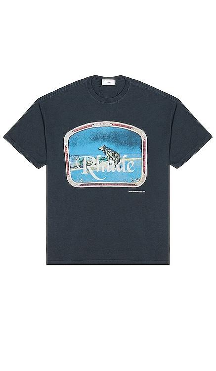 LONE WOLF 티셔츠 Rhude $221 NEW