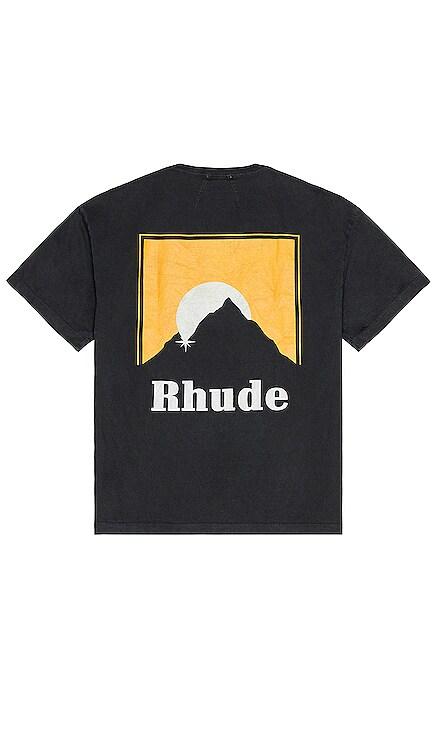 MOONLIGHT 티셔츠 Rhude $221 NEW