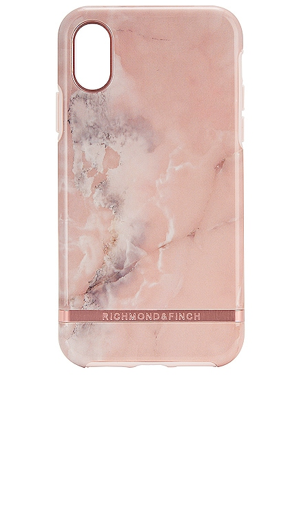 Pink Marble iPhone X/XS Case Richmond & Finch $46 BEST SELLER
