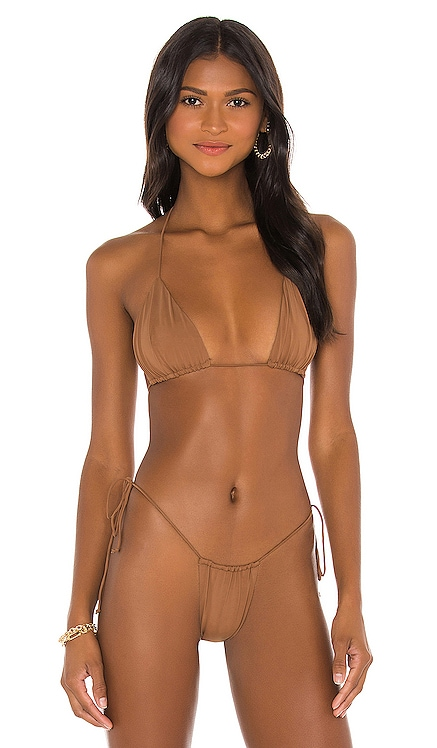 Bixi Bikini Top Riot Swim $58 NEW