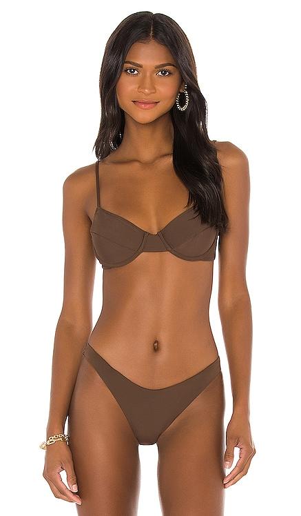 Jax Bikini Top Riot Swim $65