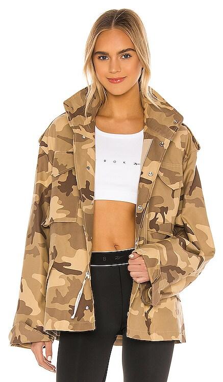 RBK VB Military Jacket Reebok x Victoria Beckham $450