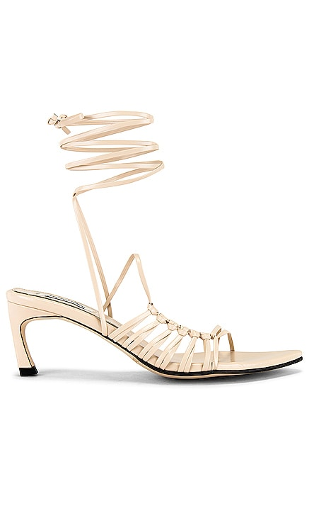 Knot Pointed Sandals Reike Nen $320