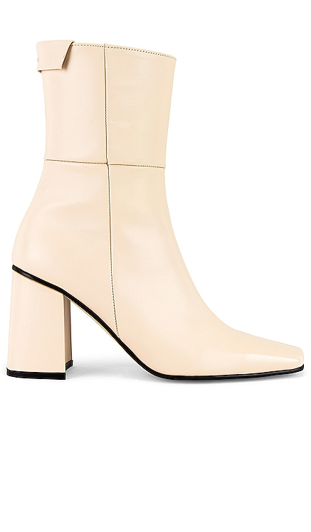 Pointed Square Basic Boots Reike Nen $510 NEW