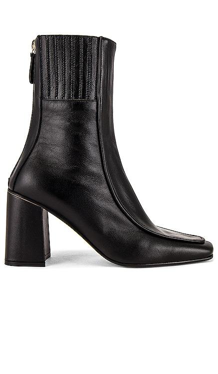 Piping Patterned Boots Reike Nen $538 NEW