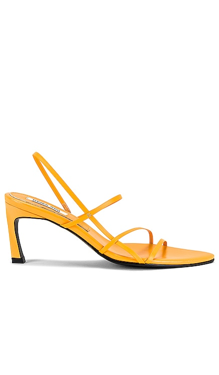 3 Strappy Pointed Sandals Reike Nen $320 NEW