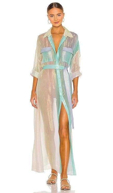 Emi Maxi Dress ROCOCO SAND $382