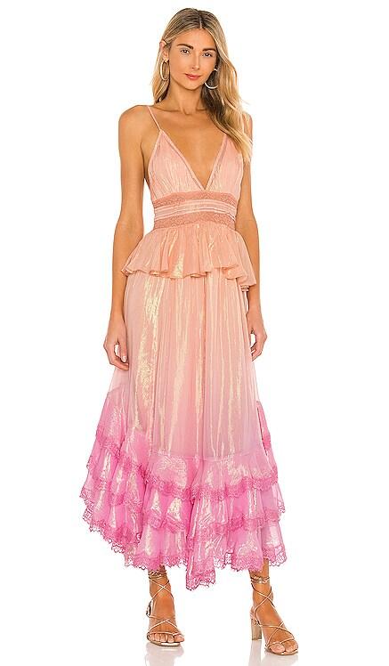 Emi Dress ROCOCO SAND $438