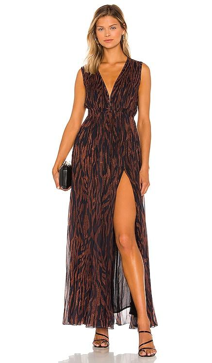 Aine Maxi Dress ROCOCO SAND $495