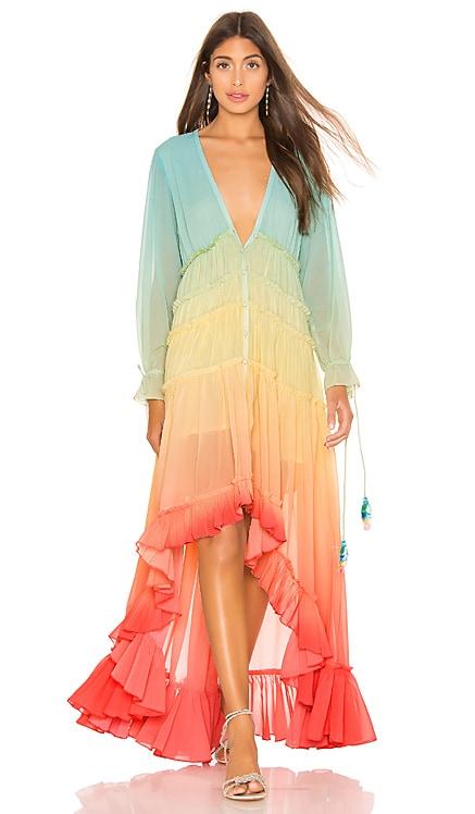 Ciel Dress ROCOCO SAND $427