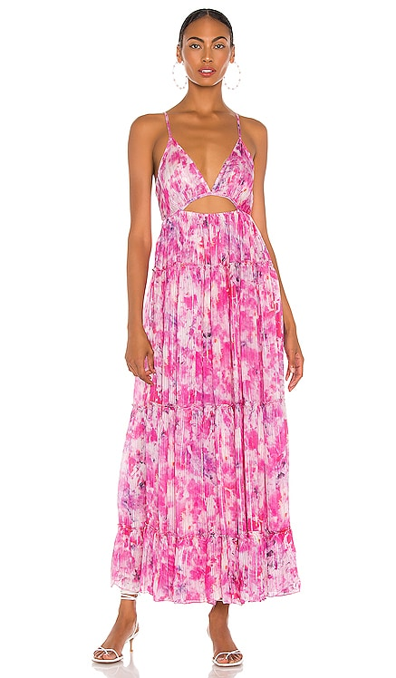Hikari Cut Out Dress ROCOCO SAND $253