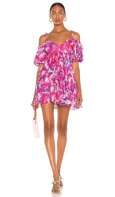 Hikari Mini Dress ROCOCO SAND $458 BEST SELLER