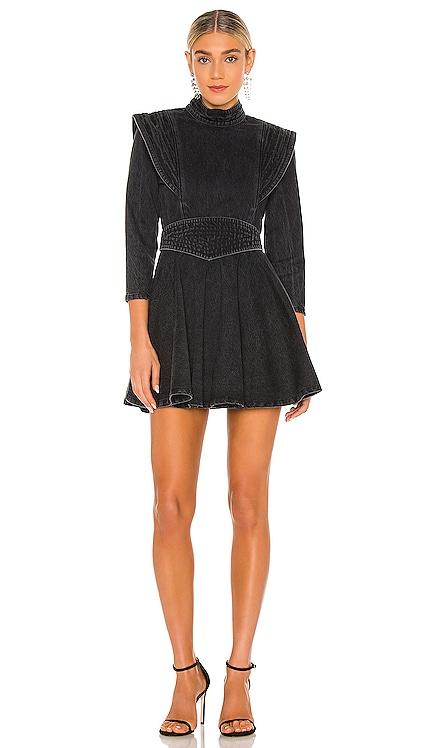 Francesca Belted Dress retrofete $450 NEW
