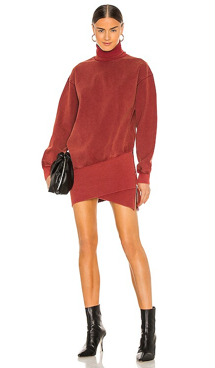 Desreen Sweater Dress retrofete $385 Collections