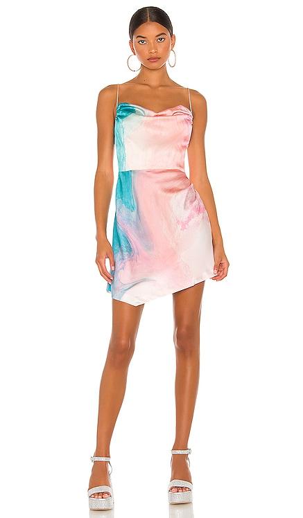 X REVOLVE Auris Dress retrofete $415