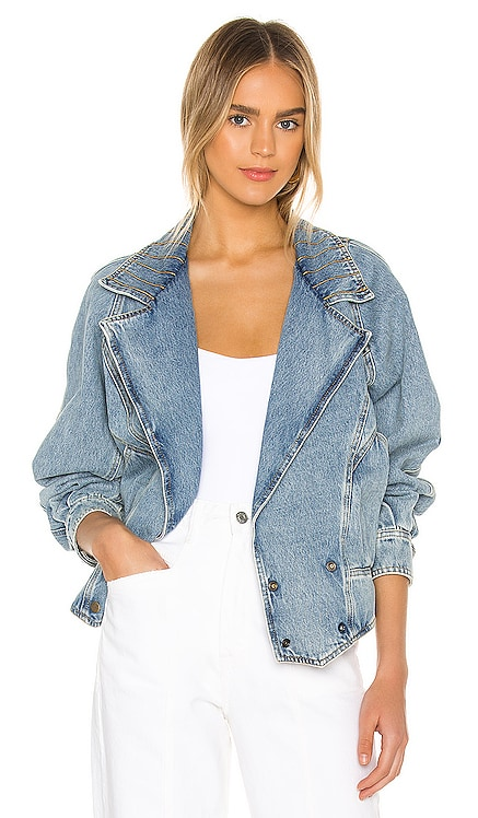 CHAQUETA DENIM DENIM retrofete $360