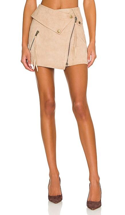 Monte Skirt retrofete $395