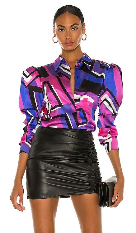 Sutton Shirt retrofete $395 NEW