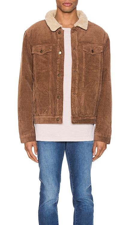 Morrison Sherpa Jacket ROLLA'S $99