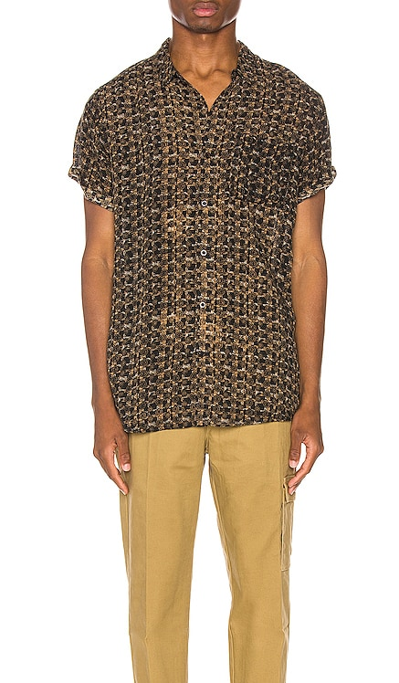 Beach Boy Sun God Shirt ROLLA'S $69 NEW