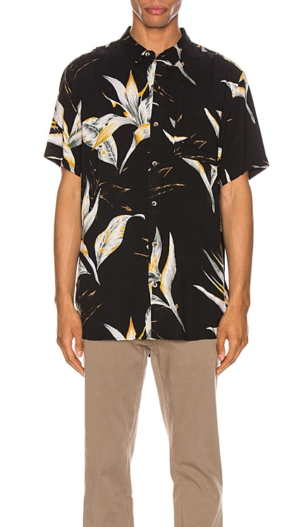 Bon Surfers Paradise Shirt ROLLA'S $69 NEW