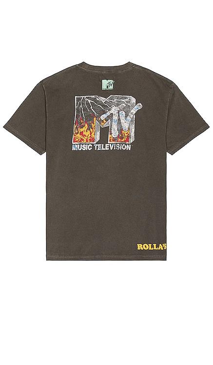 MTV Heavy Metal Tee ROLLA'S $59 NEW