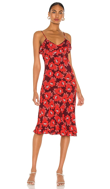 Shelley Datura Slip Dress ROLLA'S $129 NEW