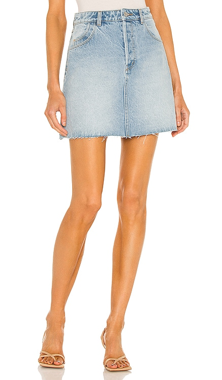Classic Mini Skirt ROLLA'S $89 NEW