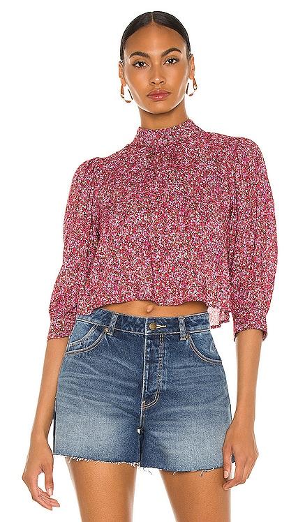 Stephanie Paris Floral Blouse ROLLA'S $99 NEW