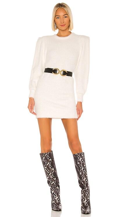 Faux Angora Sisilia Dress Ronny Kobo $171