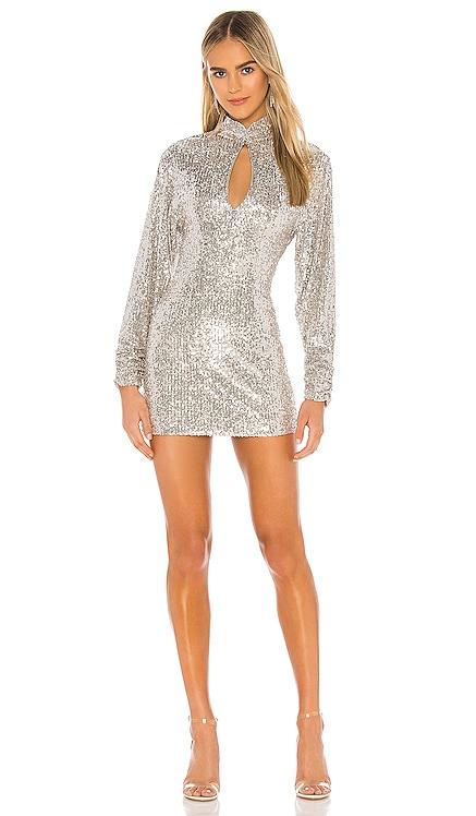 Lauper Dress Ronny Kobo $183 (FINAL SALE)